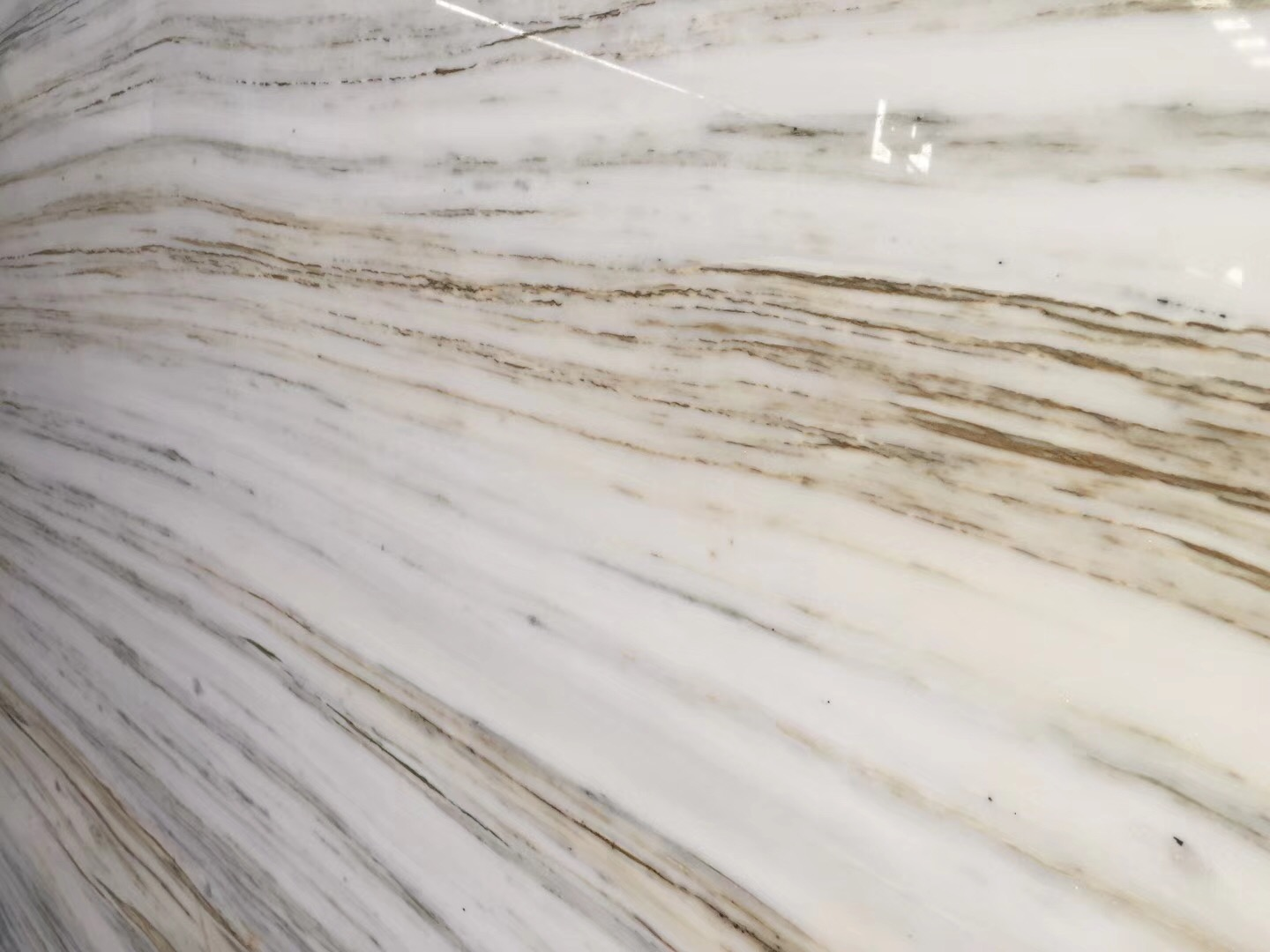 China Royal Jade White Marble