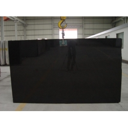 Shanxi absolute black granite slab