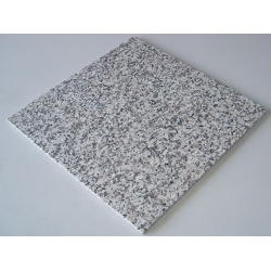 G623 granite flamed paving stone