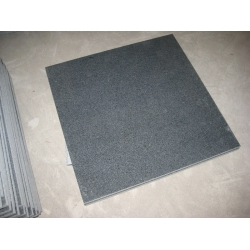 dark gray granite paving stone