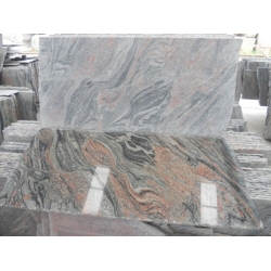 multicolor red big slabs
