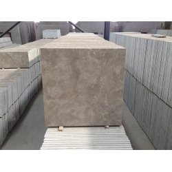 Bosy grey marble slabs customized size