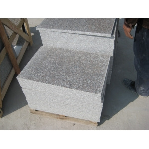 pink G635 granite tile with competitive price